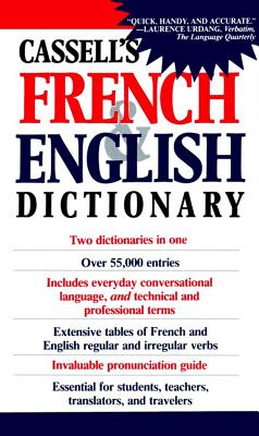 "Cassell's French & English Dictionary, ""Thompson,W; Girard, Denis  & D"""