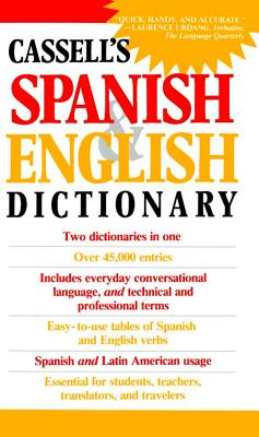 Image for Cassell's Spanish & English Dictionary