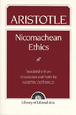 Image for NICOMACHEAN ETHICS