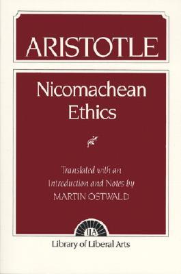 Image for Nichomachean Ethics