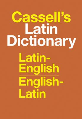 Cassell's Standard Latin Dictionary, Thumb-indexed, D. P Simpson