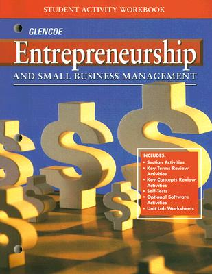 Image for Entrepreneurship and Small Business Management, Student Activity Workbook
