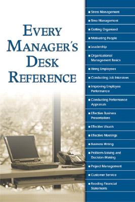 Image for Every Manager's Desk Reference