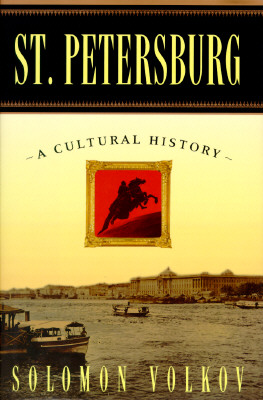 Image for St. Petersburg: A Cultural History