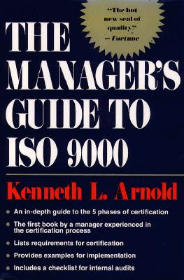 Image for Manager's Guide to ISO 9000