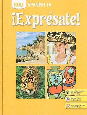 Image for ¡Exprésate!: Student Edition Level 1A 2008
