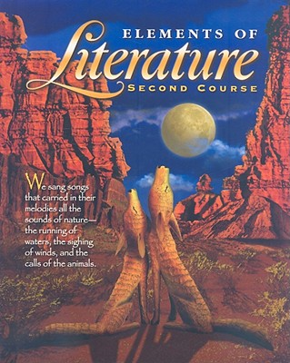 Holt Elements of Literature, Second Course, RINEHART AND WINSTON HOLT (Author)