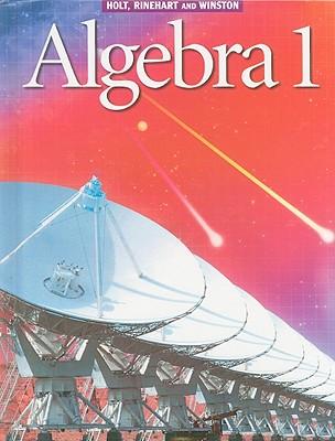 Image for Algebra 1
