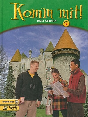 Image for Komm Mit!: Student Edition Level 2 2003