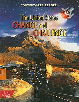 Image for Content Area Reader United States-change and Challenge: H. R. W. Library