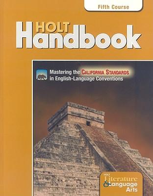 Image for Holt Handbook California: Student Edition Grade 11