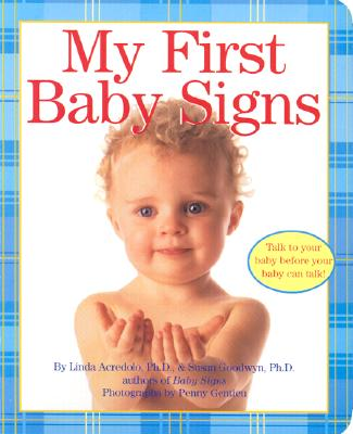 Image for My First Baby Signs (Baby Signs (Harperfestival))