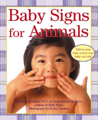 Image for Baby Signs for Animals (Baby Signs (Harperfestival))