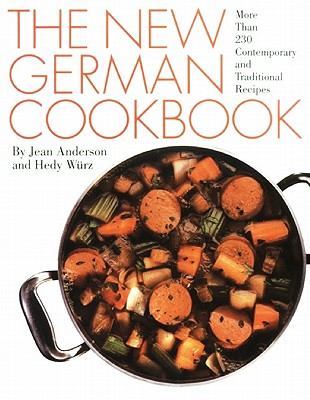 Image for New German Cookbook