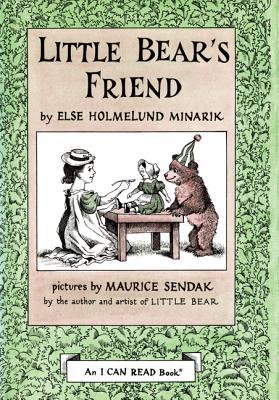 Little Bear's Friend, An I Can Read Book, Else Holmelund Minarik
