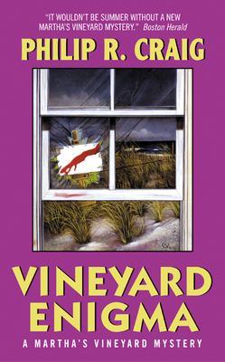 Image for VINEYARD ENIGMA : A MARTHA'S VINEYARD MY