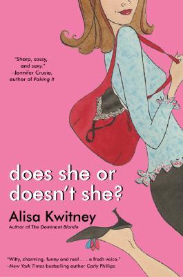 Does She or Doesn't She?, Alisa Kwitney