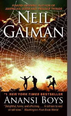 """Anansi Boys, """"Gaiman, Neil"""""""