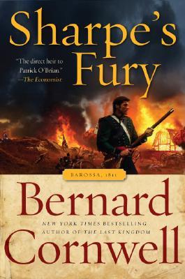 Image for Sharpe's Fury: Richard Sharpe & the Battle of Barrosa, March 1811 (Richard Sharpe's Adventure Series #11)