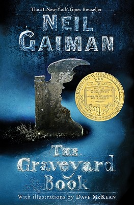 Image for The Graveyard Book - Newbery award