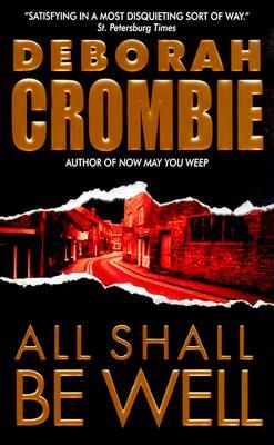 Image for All Shall Be Well (Duncan Kincaid/Gemma James Novels (Paperback))