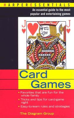 Image for Card Games (Harper Essentials)