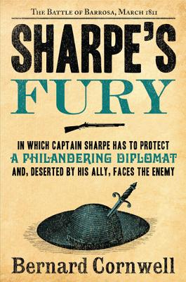 Sharpe's Fury: Richard Sharpe and the Battle of Barrosa, March 1811, Cornwell, Bernard