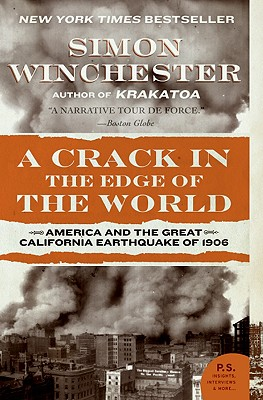 A Crack In The Edge Of The World, Simon Winchester