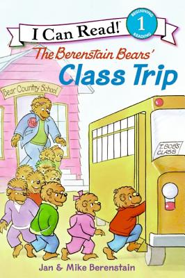 Image for The Berenstain Bears' Class Trip (I Can Read Level 1)