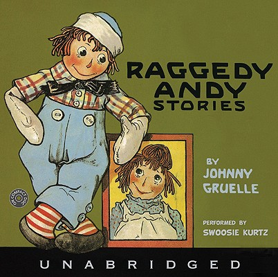Image for Raggedy Andy Stories CD