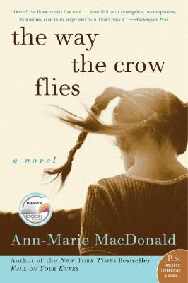 Image for The Way the Crow Flies: A Novel (P.S.)