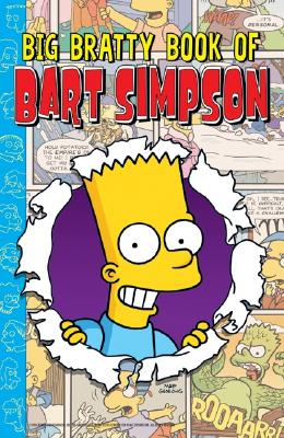 Image for Big Bratty Book of Bart Simpson