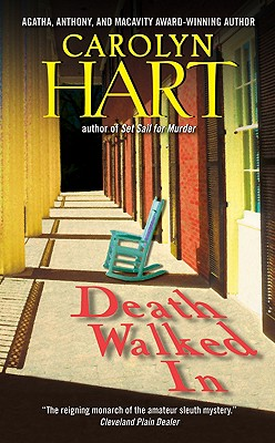 Image for Death Walked In (Death on Demand Mysteries, No. 18)