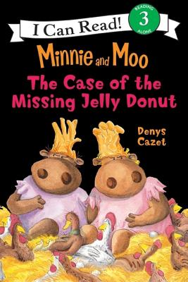 Image for The Case Of The Missing Jelly Donut (Minnie And Moo)