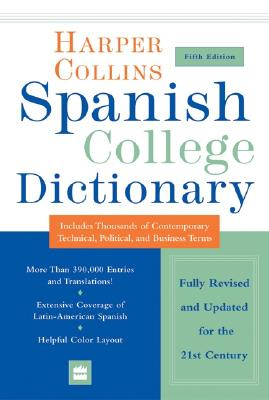 Image for Spanish College Dictionary