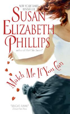 """Match Me If You Can, """"Phillips, Susan Elizabeth"""""""