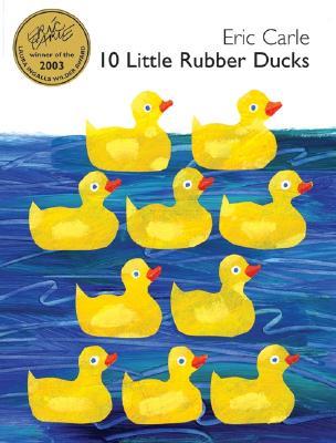 Image for 10 Little Rubber Ducks