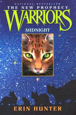 MIDNIGHT (WARRIORS: THE NEW PROPHECY, NO 1) -- BARGAIN BOOK, HUNTER, ERIN