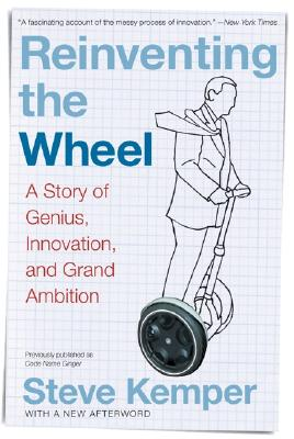 Image for REINVENTING THE WHEEL : A STORY OF GENIU