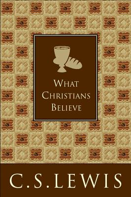 Image for What Christians Believe