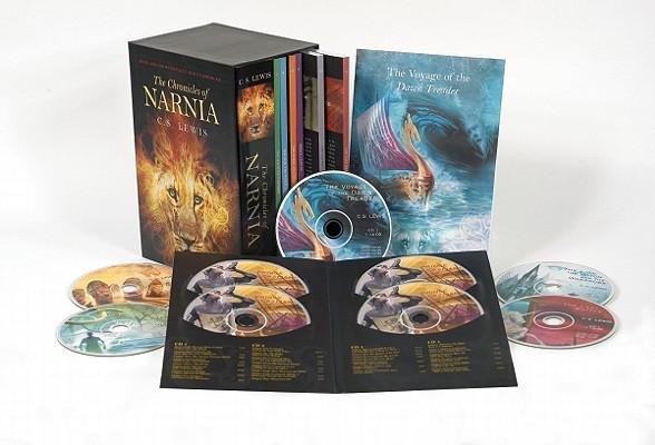 Chronicles of Narnia Book and Audio Box Set (The Chronicles of Narnia), C. S. Lewis
