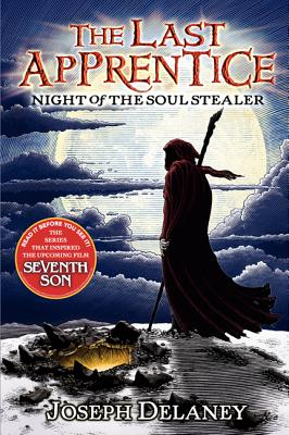 Image for The Last Apprentice: Night Of The Soul Stealer (The Last Apprentice)