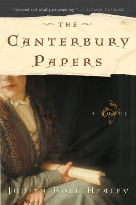 Image for The Canterbury Papers: A Novel of Suspense