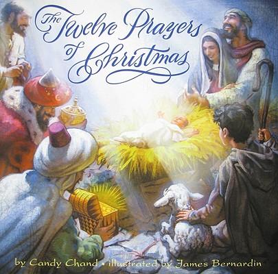 Image for The Twelve Prayers of Christmas (Harperblessings)