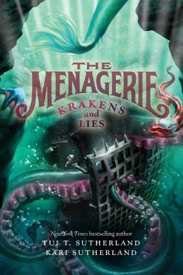 Image for KRAKENS AND LIES