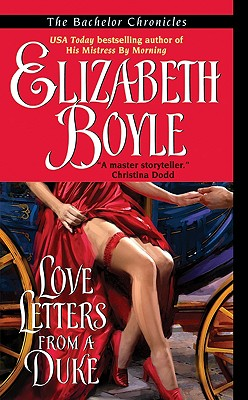 Image for LOVE LETTERS FROM A DUKE BACHELOR CHRONICLES