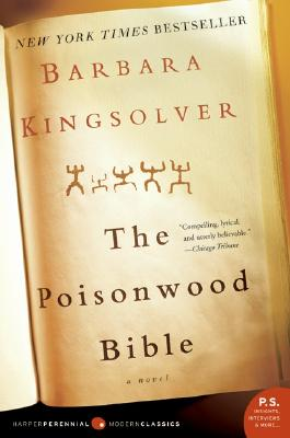 POISONWOOD BIBLE, KINGSOLVER, BARBARA
