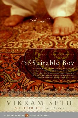 Image for A Suitable Boy