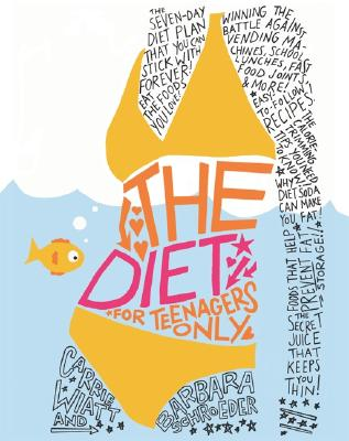 Image for DIET FOR TEENAGERS ONLY