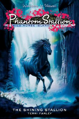 The Shining Stallion  [Wild Horse Island 2], Terri Farley